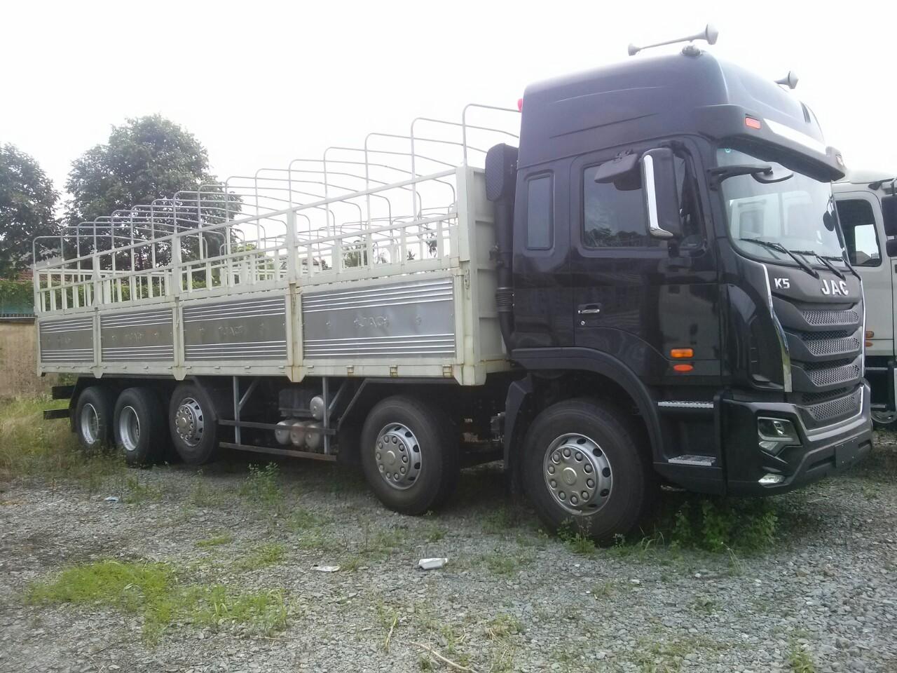 xe tải 5 chân k5