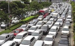 TPHCM đề xuất thu phí xe ôtô vào trung tâm để giải quyết kẹt xe