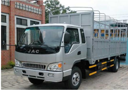 Xe tải JAC 7.25 tấn